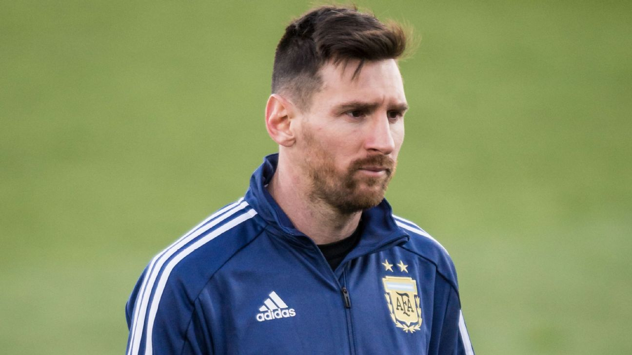 Lionel Messi will be 35 years old when the 2022 World Cup starts.