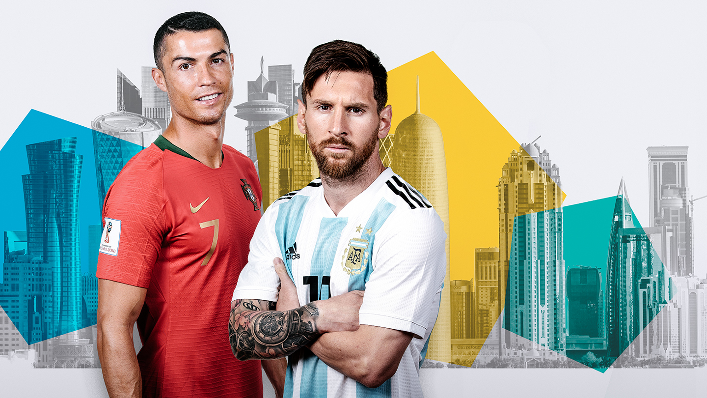 Messi and Ronaldo return to international duty, and it's not unthinkable that their eternal rivalry will stretch to the 2022 World Cup.