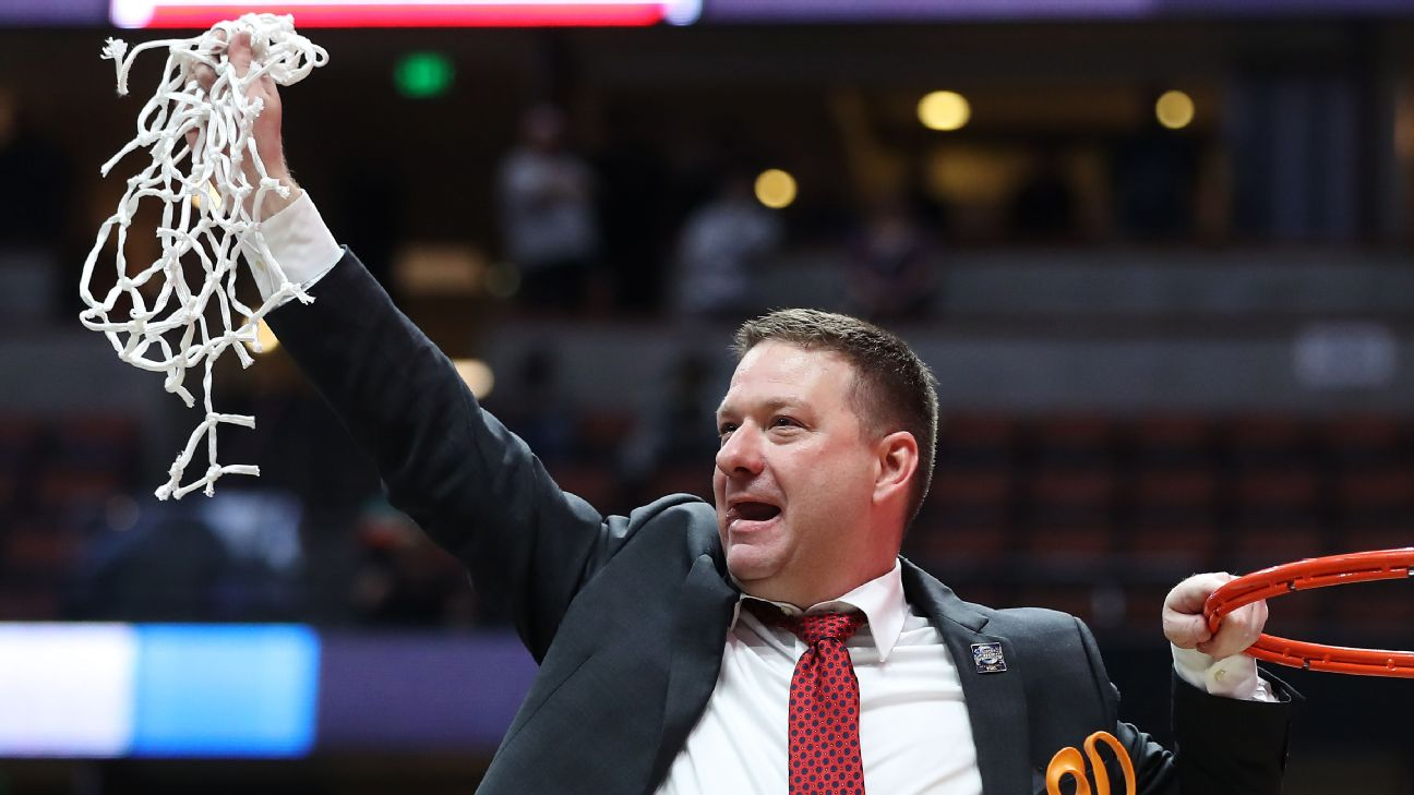 Chris Beard's Red Raiders were picked to finish seventh in the Big 12 preseason poll. Now the team 'that isn't supposed to be here' is in their first Final Four.