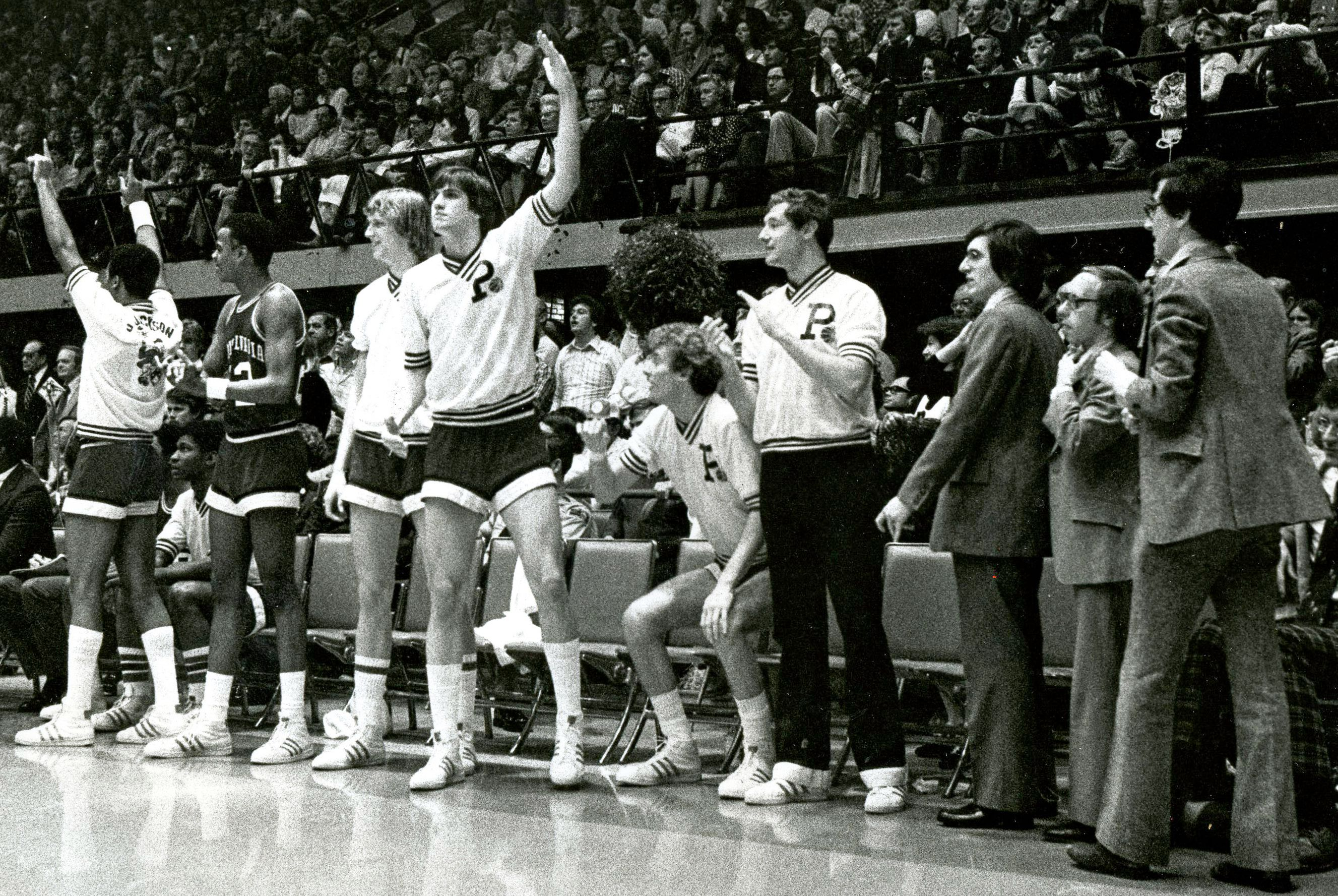 Penn's run to the Final Four included victories over multiple iconic coaches.