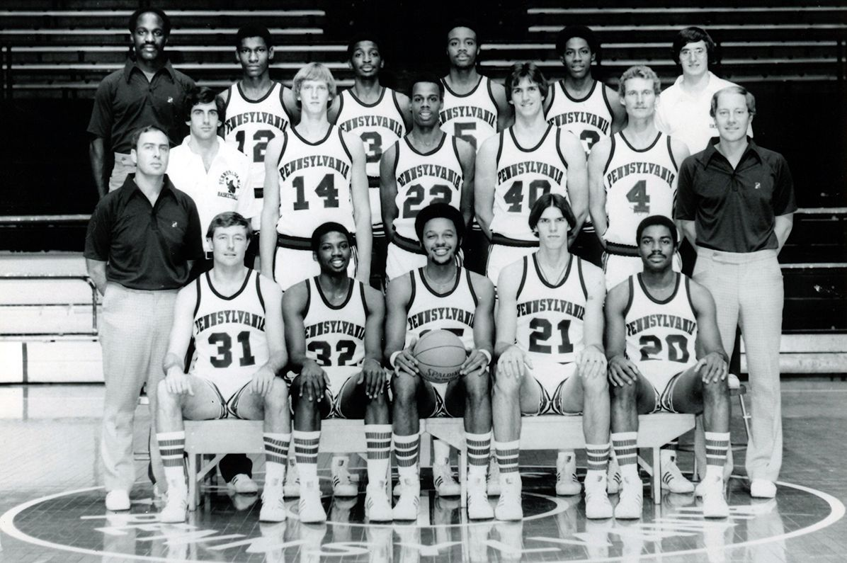 The 1978-79 Quakers were the No. 9 NCAA tournament seed in a 10-team East Region.