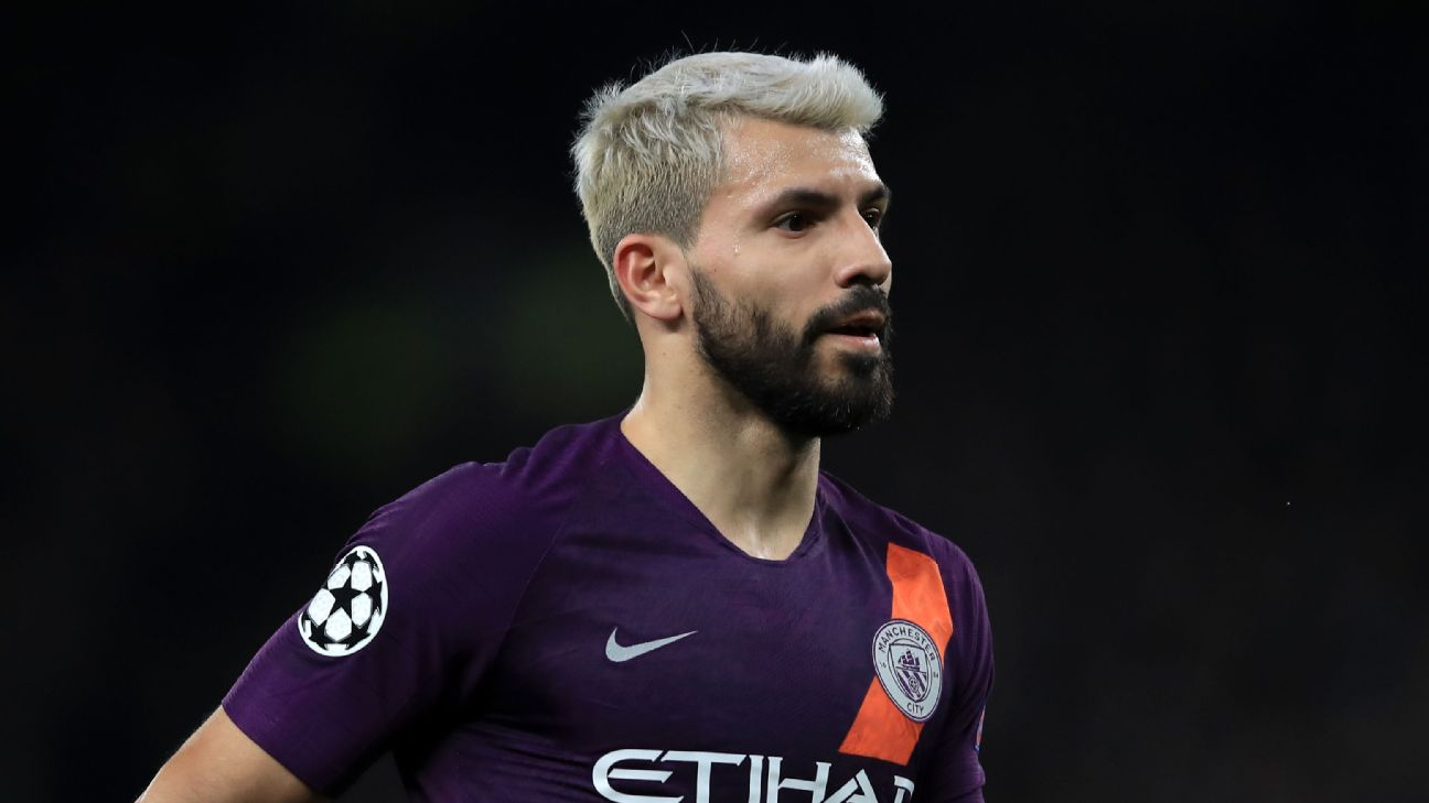 Sergio Aguero's failure to convert an early penalty could prove pivotal in the tie.