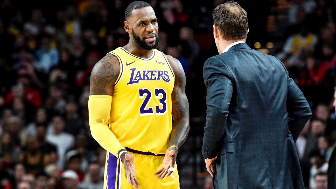 The things the Lakers' next coach needs to know and do to have a chance with LeBron James.