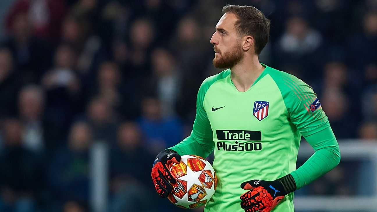 Oblak is that rare goalkeeper whose saves really mean the difference between success and failure, in every sense. Quality Sport Images/Getty Images