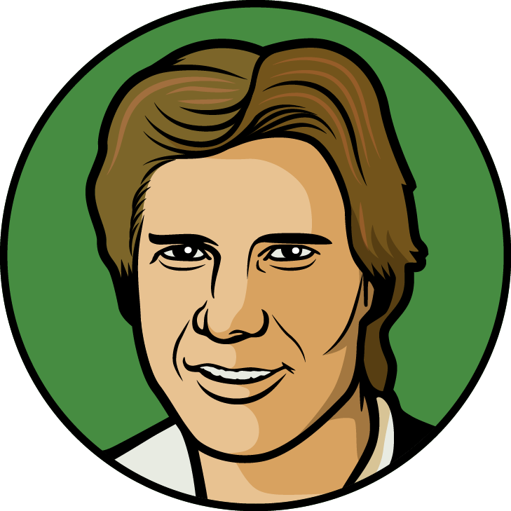 Han Solo: Attacking Midfielder, Right