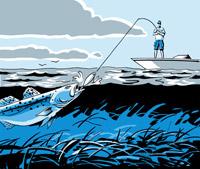 Realizando la clavada del pez con efectividad por José Manuel López Pinto P2_b_quiz_seatroutD