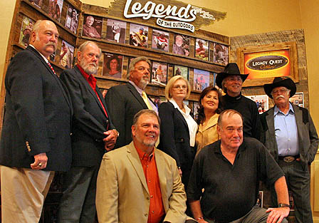 Legends of the Outdoors Hall of Fame