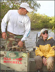 Fishing the Everglades